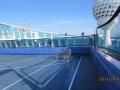 Full -Size basketball court